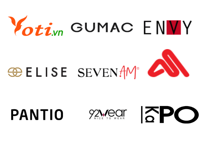 clothing shop logo template