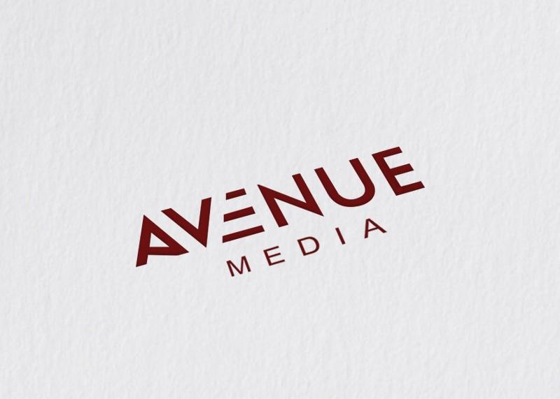 avennue logo design
