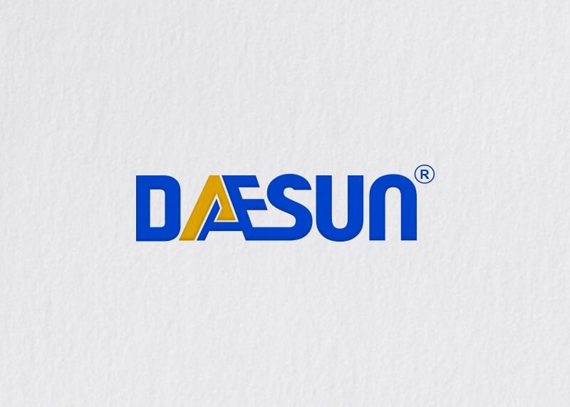 daesun interior logo design