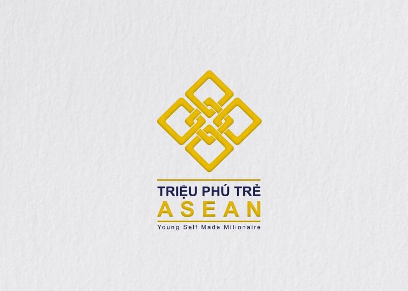 logo design of young asean millionaires