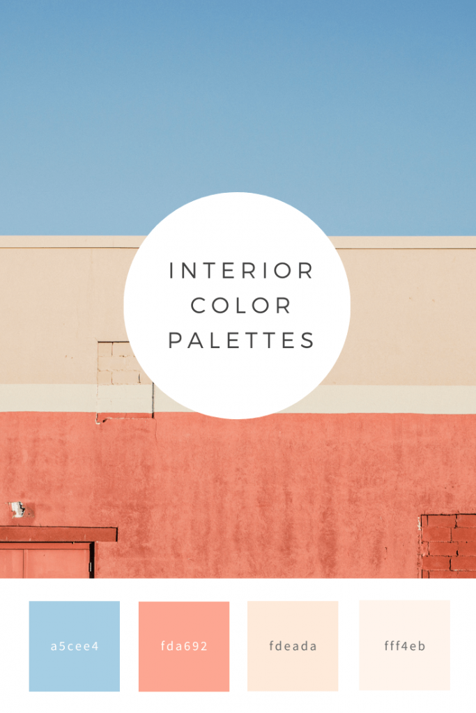 interior color palettes