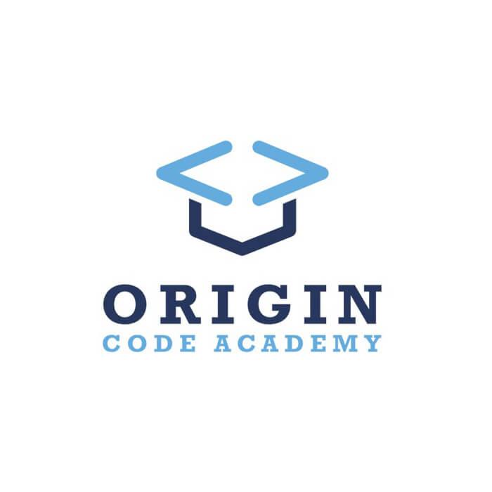 logo origin code academy